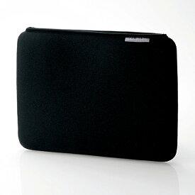 エレコム MacBook Air/Pro 13インチ用 スリップインタイプ インナーケース BM-IBNPM13BK