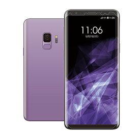 エレコム Galaxy S9 (SC-02K SCV38) 液晶保護フィルム 防指紋 反射防止 PM-GS9FLFT01