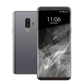 エレコム Galaxy S9+ (SC-03K SCV39) 液晶保護フルカバーフィルム 高光沢 PM-GS9PFLRGN