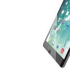 エレコム iPad (第6世代) 液晶保護ガラスライクフィルム 衝撃吸収 ユーピロン 指紋防止 TB-A18RFLUP