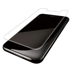 エレコム iPhone XS Max用 フルカバーフィルム 反射防止 スマホ スマートフォン 液晶保護 iPhone 11 Pro Max 対応 PM-A18DFLR