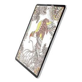 エレコム iPad Pro 12.9インチ 2018年モデル フィルム ペーパーライク 反射防止 アイパッド タブレット 保護フイルム TB-A18LFLAPL