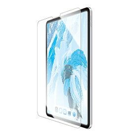 エレコム iPad Pro 12.9インチ 2018年モデル フィルム ブルーライトカット 光沢 アイパッド タブレット 保護フイルム TB-A18LFLBLGN