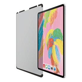 エレコム iPad Pro 12.9インチ 2018年モデル 用 のぞき見防止 着脱式 360度 アイパッドプロ 2018 年 フィルム フィルタ プライバシー ナノサクション TB-A18LFLNSPF4