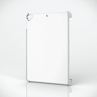 iPadmini4用シェルカバースマートカバー対応アイパッドミニタブレットケースiPadmini2019年モデルクリア