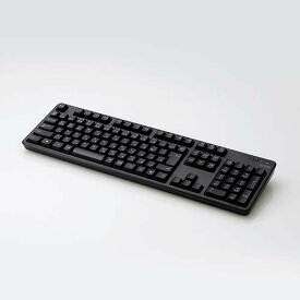 エレコム Bluetooth 5.0 メ ンブレン フル キーボード Bluetooth フルキーボード ブルートゥース ワイヤレス スタンド付き マルチペアリング対応 ブラック TK-FBM112BK