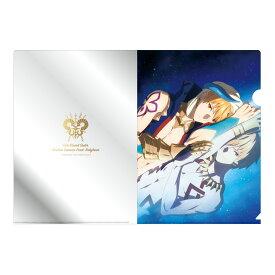 「Fate/Grand Order -絶対魔獣戦線バビロニア-」箔押しクリアファイル ギルガメッシュ