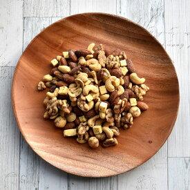 チーズ入り黒胡椒ミックスナッツ 200g 4種 アーモンド くるみ カシューナッツ マカダミアナッツ ブラックペッパー チーズ ネコポス