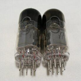 ロシア製真空管 6E6P REFLECTOR (2本セット)