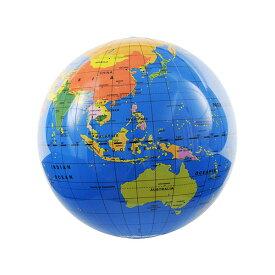 [ポスト投函送料無料] ビーチボール地球儀 30cm知育教材 知育玩具 地球儀【あす楽】【送料無料】