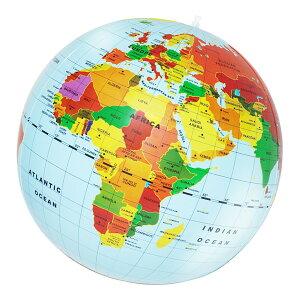 [ポスト投函送料無料] ビーチボール地球儀 50cm知育教材 知育玩具 地球儀【送料無料】