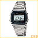 正規品CASIO(カシオ) メンズ デジタル腕時計 A158WA-1JF 【D】【メール便】【送料無料】