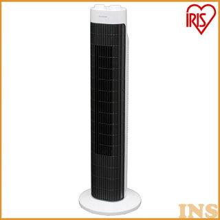 タワーファンメカ式TWF-M72あす楽対応送料無料扇風機リビング扇風機ファンスリムファン縦型タワー省スペースコンパクト首振りタイマーリビング季節家電ダイヤル式アイリスオーヤマ
