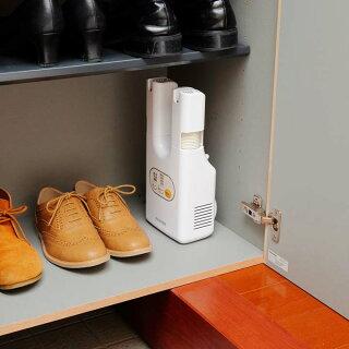 靴乾燥機くつ乾燥機カラリエSD-C1-WP送料無料アイリスオーヤマ靴乾燥機靴乾燥器除菌脱臭くつドライコンパクトスニーカー革靴ブーツ運動靴雨おしゃれ除湿乾燥機シューズドライヤーニオイ防止静音あす楽対応