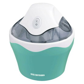 アイスクリームメーカー ICM01-VM・ICM01-VS アイリスオーヤマ アイス キッチン家電 アイスクリーマーマー シャーベット ジェラート 家庭用 お菓子作り