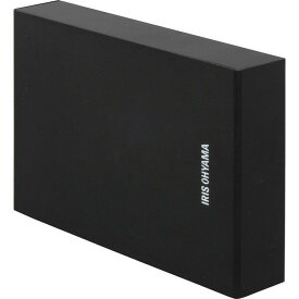 【300円クーポン配布◎】ハードディスク 外付け テレビ録画用 外付けハードディスク 2TB HD-IR2-V1 ブラック送料無料 ハードディスク HDD 外付け テレビ 録画用 録画 縦置き 横置き 静音 LUCA ルカ レコーダー USB 連動 アイリスオーヤマ
