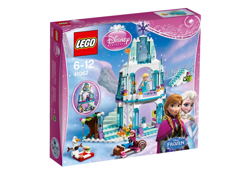送料無料 新品 国内版 日本版 LEGO 41062 アナと雪の女王 アナ雪 レゴ 41062 ディズニー プリンセス エルサのアイスキャッスル アナユキ あな雪 れご【ギフトサーチ】