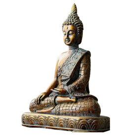 仏像 珍品種 彫像 ご本尊 仏様 金色大衣 菩薩部 大菩薩 大仏 白毫相 頂髻相 偏袒右肩 合銅製 合石製 錆感 造物 造形美 工芸品 並行輸入品 送料無料 新品
