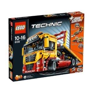 送料無料 新品●LEGO レゴ テクニック フラットベッド・トラック 8109●