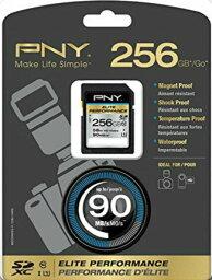 品牌的新書銷售 PNY SDXC 卡 256 GB 級 10 UHS-我 95 MB/秒-單反高清攝像機高速讀取平行進口大米