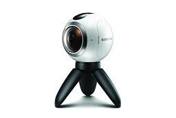 新貨●Samsung Gear SM-C200真實360°高清晰度VR照相機●US版的三星齒輪球體照相機球狀照相機4K