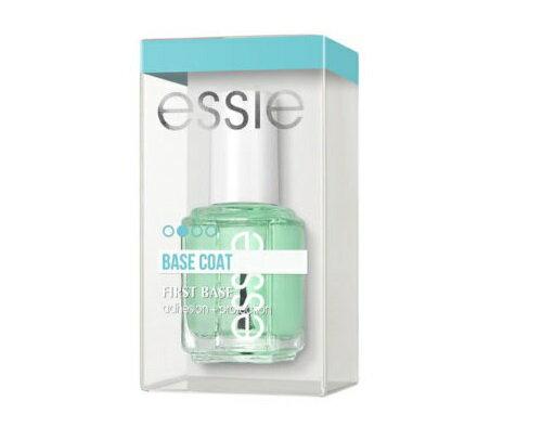 新品 送料無料 箱付き(痛みあり) Essie エッシー ファーストベースコート 13.5ml essie firstbase adhesive baseベース べースコート セルフネイル  / ネイルグッズ
