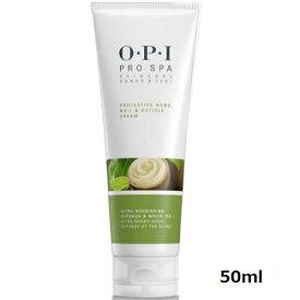 OPI プロテクティブ OPI プロスパ プロテクティブ ハンドクリーム ネイルクリーム 50ml キューティクルクリーム ハンド&ネイルクリーム オーピーアイ Pro Spa Protective 新品 送料無料