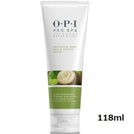 OPI プロテクティブ 大サイズ プロスパ ハンドクリーム ネイルクリーム 118ml キューティクルクリーム ハンド&ネイルクリーム オーピーアイ ネイルクリーム Pro Spa Protective 新品 送料無料