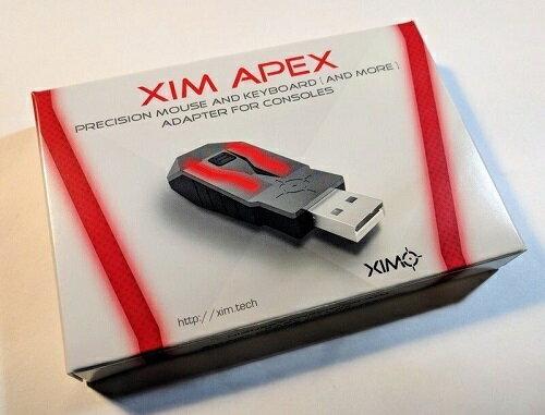 送料無料 新品 XIM APEXE コンソール入力アダプター XIM4後継機 ゲーム 対応機種 PS4/PS3/xbox360/xbox one PC 日本語説明書付き