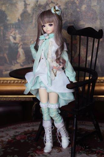 送料無料 新品●Legenddoll レジェンドドール 45cm Lillian リリアン 球体関節人形 フルセット●Lillian MK 1/4 MSD mini super dollfie BJD