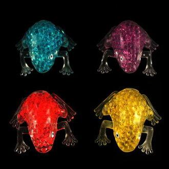新貨●青蛙青蛙sukuizufuroggukararandamu●低反論nuigurumiomocha動物喜愛的吊帶抓住的解除壓抑有的年糕