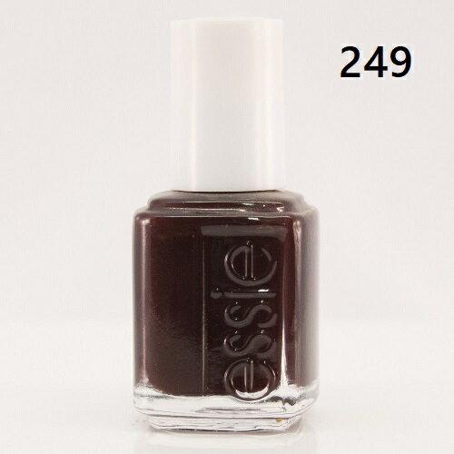 新品 送料無料 Essie エッシー ネイルカラー 249 13.5ml essie Wicked ネイル マニキュア カラー セルフネイル ネイルラッカー ネイルポリッシュ ネイルグッズ エシーカラー