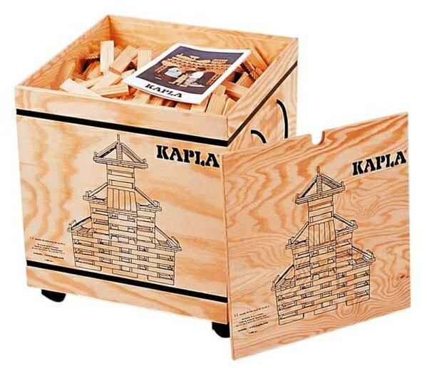 あす楽対応 送料無料 新品●Kapla1000 カプラ 魔法の板●カプラ1000 積み木 おもちゃ 玩具 模型 ブロック クリスマスプレゼントに KAPLA1000