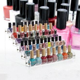 Modular 6 Roximately 60 Books Nail Polish Nails For Lack Bottle Put Rack Dress Up Stylish Self Diy Organized Tidy