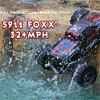 신품 ● GPTOYS RC 몬스터 트럭 오프 로드 차량 1/12 가늠 자 무선 제어 ● 9115 2.4 G GPTOYS S911 RC 레드 색상 랜덤