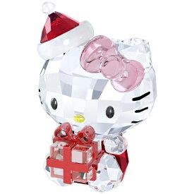 送料無料 2015年 新品 Swarovski スワロフスキー ハローキティ Hello kitty クリスマス