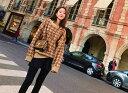 「最大5%OFFクーポン配布中」 レディース 韓国ファッション セットアップ ニット セーター ゆったり ラウンドネック …