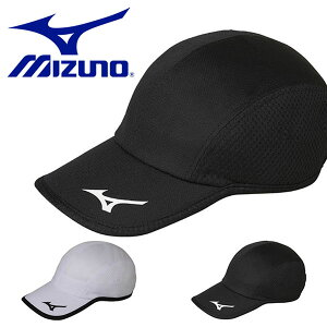 ランニング キャップ ミズノ MIZUNO メンズ レディース メッシュ キャップ 帽子 CAP ランニング マラソン テニス スポーツ 熱中症対策 日射病予防 32JW0104 20%off