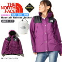 お1人様1点限り 送料無料 GORE-TEX ナイロン ジャケット THE NORTH FACE ザ・ノースフェイス Mountain Raintex Jack...