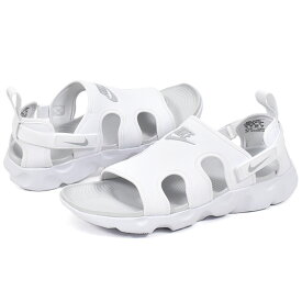 送料無料 スポーツサンダル ナイキ NIKE メンズ レディース OWAYSIS オアシス サンダル ストラップ ビーチサンダル ビーサン スポサン シューズ 靴 ホワイト 白 CT5545 10%OFF