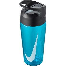水筒 ナイキ NIKE TR ハイパーチャージ ストロー ボトル 16oz 容量473ml 0.4L 透明 直飲み ストロー付き クリアボトル ウォーターボトル スポーツボトル 水分補給 ブルー 青 HY4003 2020春夏新色
