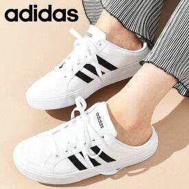 送料無料 スニーカー かかとなし アディダス adidas メンズ レディース ADISET MULE U ミュール シューズ 靴 スリッポン サボ クロッグ サンダル FX4849