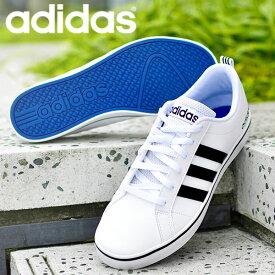 送料無料 スニーカー アディダス adidas ADIPACE VS メンズ アディペース ローカット 3本ライン カジュアル シューズ 靴 2021秋新色 B44869 DA9997 EH0021 FY8558 B74493 H02018 DB0143