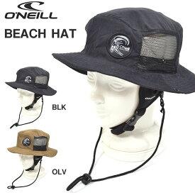 f75a4bc023bb サーフハット オニール ONEILL メンズ ビーチハット サーフィン ロゴ 無地 あご紐 ドローコード付き 帽子 ハット アウトドア マリンスポーツ  ビーチ 野外フェス 618925 ...