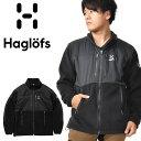送料無料 日本限定 LIMITED COLLECTION ホグロフス フリースジャケット Haglofs メンズ Combination Fleece Jacket コ…