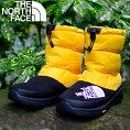 NuptseDownBootieヌプシダウンブーティー送料無料THENORTHFACEザ・ノースフェイスメンズレディースブーツ靴ダウン素材防寒撥水ビッグロゴnf51877