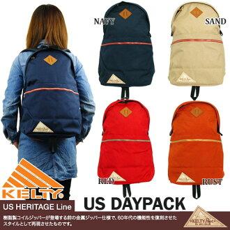 凯勒蒂日包KELTY US DAYPACK(18L)遗产线背包帆布背包US HERITAGE凯勒蒂daypack帆布背包背包