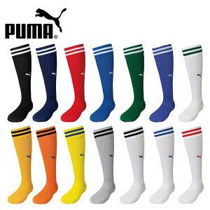 得割30 サッカーソックス プーマ PUMA メンズ 靴下 ストッキング スポーツソックス ハイソックス スポーツ サッカー フットサル