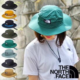 送料無料 UV ハット THE NORTH FACE ノースフェイス Horizon Hat ホライズンハット メンズ レディース 2021春夏新色 帽子 アウトドア 紫外線防止 nn41918