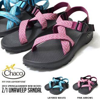凉鞋查科CHACO女士Z1 Unaweep Sandal unauipusutorappuautodoasandarubiburamusorushuzu鞋户外UWP 12365005 2015春天夏天新作品